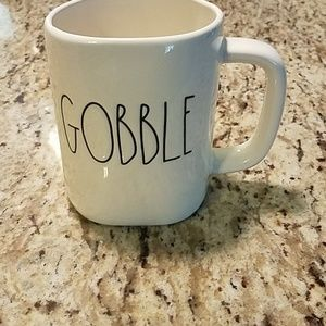 Rae Dunn gobble mug